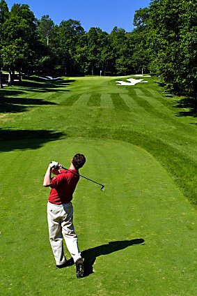 how to determine which golf club to use